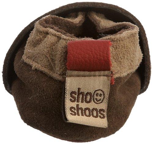 ShooShoos ,  Baby Jungen Babyschuhe - Krabbelschuhe & Puschen Mehrfarbig - Brown / Beige