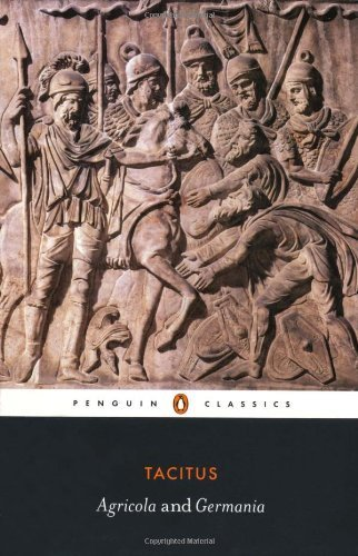 Agricola and Germania (Penguin Classics) by Tacitus (2010) Paperback