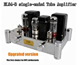 nobsound® Hi End di Home Audio HIFI 2.0Channel amplificatore a valvole el34b Stereo Audio Single Ended Tube Amplifier 12W * 2