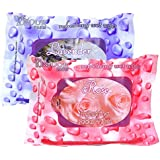 [Sponsored]Bonjour Paris Refreshing Wet Facial Wipes, Lavender And Rose, 25 Pieces (Pack Of 2)