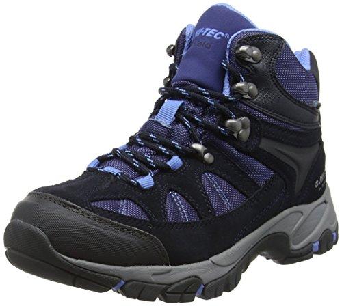 Hi-Tec Altitude Lite Ii I Waterproof, Chaussures de Randonnée Hautes Femme Bleu (Night/marlin/cornflower 031)
