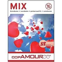 copAMOUR Mix 16 Stk. preisvergleich bei billige-tabletten.eu