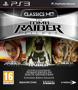 Tomb Raider Trilogy (Legend + Anniversary + Underworld)