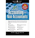 Accounting for Non-Accountants: The Fast and Easy Way to Learn the Basics - Newer Version Available Label, Wayne ( Author ) Jan-01-2010 Paperback