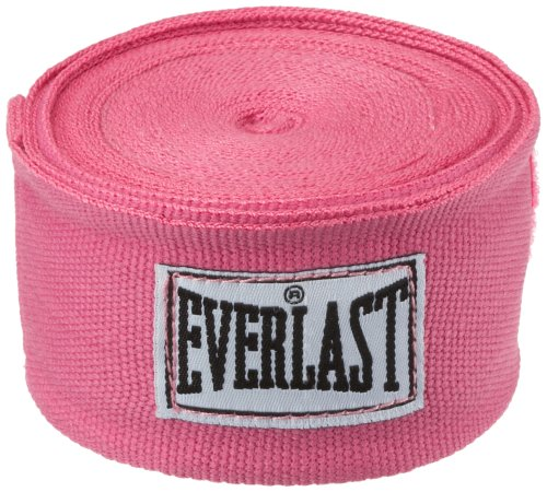 Everlast 4454PK - Venda elástica, Color Rosa