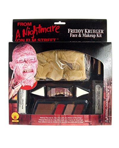 Freddy Krueger Make up Kit (Krueger Zähne Freddy)