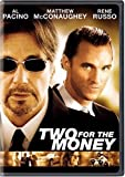 Two For The Money [Import anglais]
