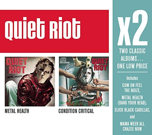 X2 (Metal Health/Condition Critical) by Quiet Riot (2008-05-13)