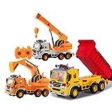 GAO Veicolo di Trasporto di Grandi Dimensioni con Escavatore per Gru di carico per Camion di Controllo remoto Senza Fili
