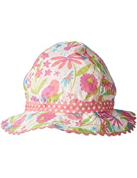 Unbekannt Baby - Mädchen Mütze Reversible Meadow Hat