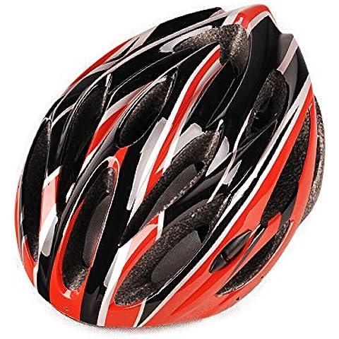 TKWMDZH® Uno unisex equitazione etichette logo casco della bici , 5