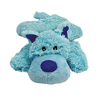 KONG Cozie Pastels Dog Toy, Medium (Assorted Characters)