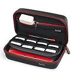 Keten Nintendo 3DS / 3DS XL / New 3DS XL / New 2DS XL Tasche Case Schutz-Hülle Kunststoff Hard Shell Cover Reise-Set Zubehör-Etui für Nintendo Konsole & Accessoires auch Anker/EaysAcc/Jackery Ext. Akku-Aufbewahrung & Schutz