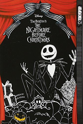 rton's The Nightmare Before Christmas - Softcover Edition (Disney Tim Burton's the Nightmare Before Christmas) ()
