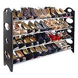 #5: Steel Standard Shoe Rack