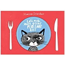 Let's Make More Great Placemat Art by Marion Deuchars (2013-08-26)