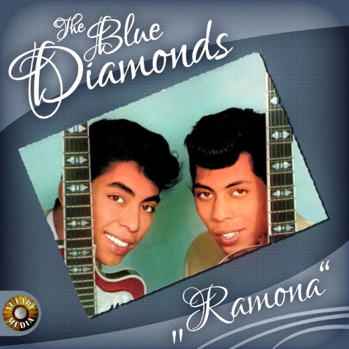 Ramona Blue Diamonds