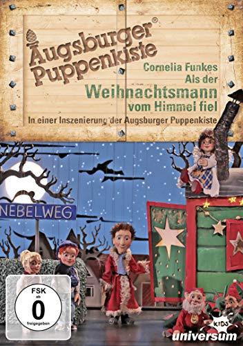 Augsburger Puppenkiste: Als der Weihnachtsmann vom Himmel fiel -