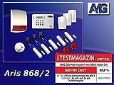 Alarmanlage ARIS-868 Business-Set