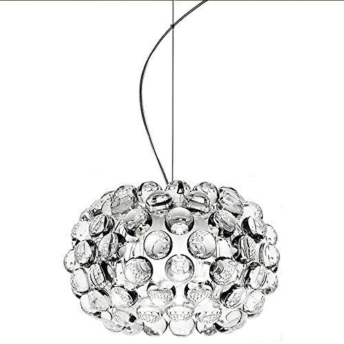 Moderne Minima listi Shem Table Cuisine Salon Chambre Bureaux cristal Lustre