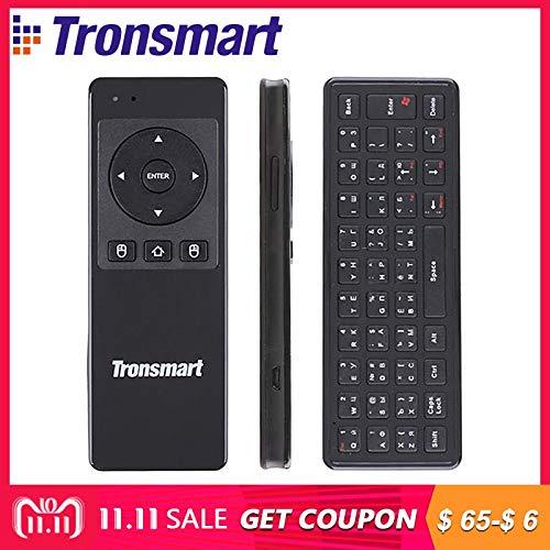 Tronsmart TSM-01 Kabellose Tastatur, Computermaus, 2,4 GHz, für Laptop, Android, Tablet, PC, TV-Box, OCH-6D136D5EC1408B463A9207B91D5EE343, English Version -