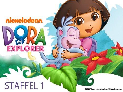 Dora The Explorer - Staffel 1 [dt./OV] online schauen und