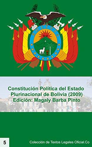 Resultado de imagen de constitución 2009 bolivia