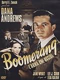 Boomerang - L'Arma Che Uccide (Dvd)