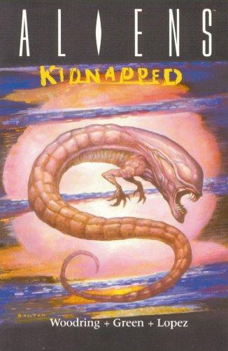 Aliens: Kidnapped (Aliens (Dark Horse)) por Jason Green