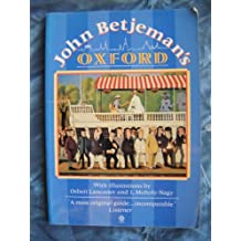 John Betjeman's Oxford