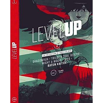 Level up : Shadowrun - Trilogie soul blazer - Might and magic - Nier - Baten Kaitos