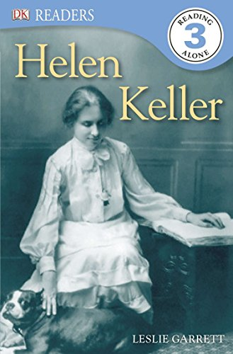 DK Readers L3: Helen Keller (DK Readers, Level 3) por Leslie Garrett