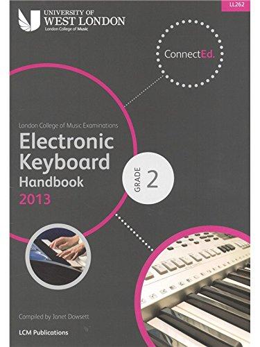 Lcm Keyboard Handbook 2013-2017 Grade 2