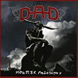 Songtexte von D-A-D - Monster Philosophy