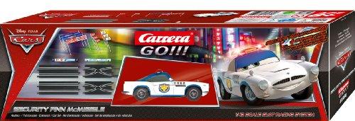 Preisvergleich Produktbild Carrera 20061660 - GO!!! Disney/Pixar Cars  Ausbauset mit Security FinnMcMissile
