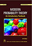 Modern Probability Theory (An Introductory Textbook)