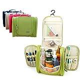 Krevia Waterproof Travel Bag Beauty Make Up Toiletry Wash Bag Zipper Cosmetic Case Organiser Party, Picnic Easy Carrying Bag