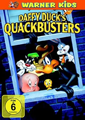 Daffy Ducks Quackbusters