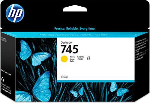 Hewlett Packard 936564 Cartouche d'encre d'origine compatible avec Imprimante DesignJet Z2600 24-in PostScript/DesignJet Z5600 44-in PostScript Jaune