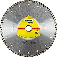 """Klingspor 325783 Coronas de Perforación con Conexión de R 1-1/4"""", DK 654 B, 152 mm Diámetro, 450 mm Largo útil, 12 mm/24 mm/4 mm/11 mm Segmentos"""