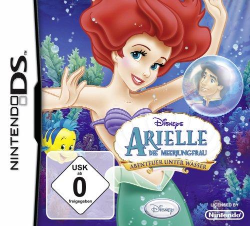 Arielle die Meerjungfrau: Abenteuer unter Wasser [Edizione: Germania]