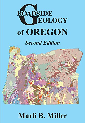 Roadside Geology of Oregon (English Edition)