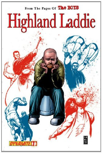 The Boys: Highland Laddie v. 8 Cover Image