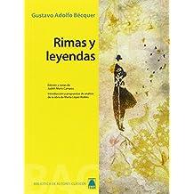 Biblioteca de autores clásicos 06 - Rimas y leyendas -Gustavo Adolfo Bécquer- (Biblioteca Autores Clasicos) - 9788430768547