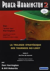 Poker Harrington : Tome 2, Les fins de tournois