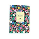 Gertong Daily planner settimanale calendario planner Journal notebook schedule organizer notebook s 绿色