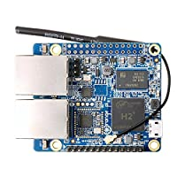 BliliDIY Orange Pi R1 H2 Quad Core Cortex-A7 Open Source 256Mb Ddr3 Development Board Mini Pc