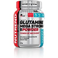 Preisvergleich für Nutrend Glutamine Mega Strong Powder 500g Pear Flavor amino acid L-glutamine, combined with the essential amino...
