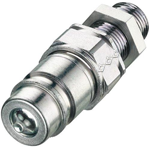 Push-Pull-Kupplung, Stecker, Baugröße 3, 12-L Schott -