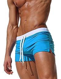 d4f716c9d3cd0 Imax-cite Sexy Men s Boys Beach Hotspring Surfing Swimming Trunks Pants Swimwear  Shorts